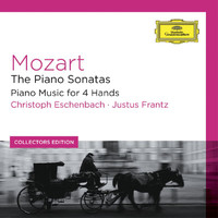 Christoph Eschenbach - Mozart, W.A.: The Piano Sonatas; Piano Music For 4 Hands (Collectors Edition)