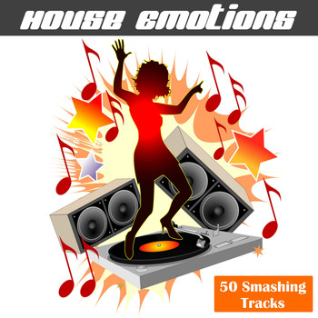 Various Artists - House Emotions (50 Smashing Tracks)