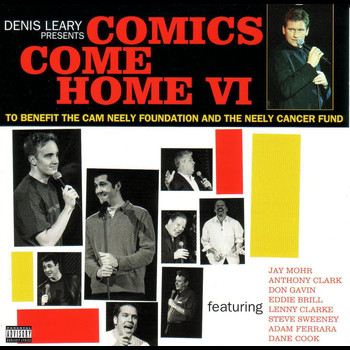 Denis Leary - Comics Come Home Vi