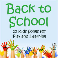 Tumble Tots - Back to School: 20 Kids Songs for Play and Learning