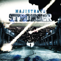 Majistrate - Stronger LP
