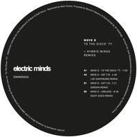 Move D - To the Disco '77 & Hybrid Minds Remixes