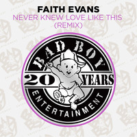 Faith Evans - Never Knew Love Like This (Remix)