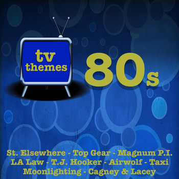 Various Artists - Tv Themes 80s