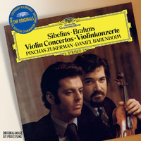 Pinchas Zukerman - Sibelius: Violin Concerto In D Minor, Op.47 / Beethoven: Violin Romance No.1 In G Major / Brahms: Violin Concerto In D, Op.77 (The Originals)