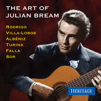 Julian Bream - The Art of Julian Bream