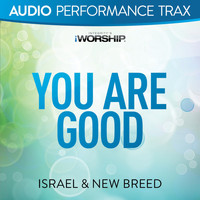 ISRAEL & NEW BREED - You Are Good (Audio Performance Trax)