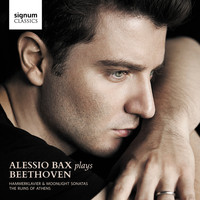Alessio Bax - Alessio Bax Plays Beethoven: Hammerklavier & Moonlight Sonatas, The Ruins of Athens