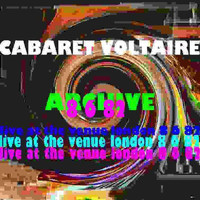 Cabaret Voltaire - Archive (Live at The Venue, London: 8th June 1982)