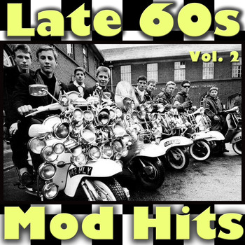 Various Artists - Late 60s Mod Hits, Vol. 2