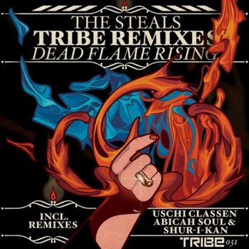 Uschi Classen, The Steals, Shur I Khan, Abicah Soul - Dead Flame Rising