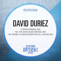 David Duriez - The Trouble I've Been Known For EP