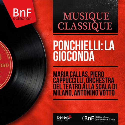 """Maria Callas, Piero Cappuccilli, Orchestra del Teatro alla Scala di Milano, Antonino Votto MP3 Track La Gioconda, Act II, Scene 7: """"Il mio braccio t'afferra!"""" (La Gioconda, Laura Adorno)"""