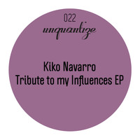 Kiko Navarro - Tribute To My Influences