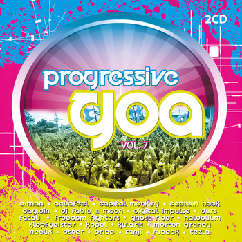Various Artists - Progressive Goa Vol.7