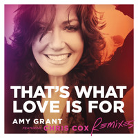 Amy Grant - That's What Love Is For (Remixes)