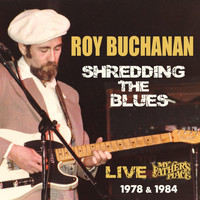 Roy Buchanan - Live at My Father's Place