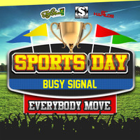 Busy Signal - Sports Day - Single