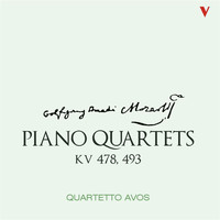 Quartetto Avos - Mozart: Piano Quartets, K. 478 & 493