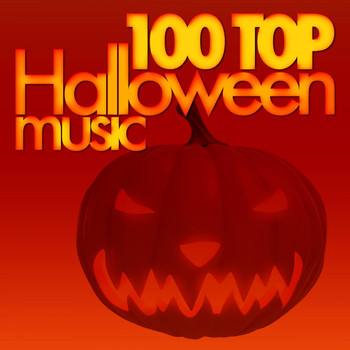 Various Artists - 100 Top Halloween Music