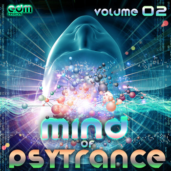Various Artists - Mind Of Psytrance, Vol. 2 - 30 Top Best of Hits, Forest, Twilight, Hardpsy, Goa, Psychedelic Fullon