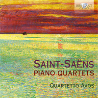 Quartetto Avos - Saint-Saëns: Piano Quartets