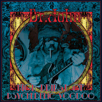 Dr. John - High Priest of Psychedelic Voodoo