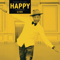 Pharrell Williams - Happy (Live)