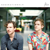 Generationals - Alix