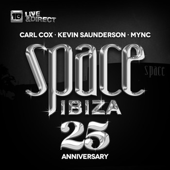 Various Artists - Space Ibiza 2014 (25th Anniversary Closing Edition) (Mixed By Carl Cox, Kevin Saunderson & MYNC)