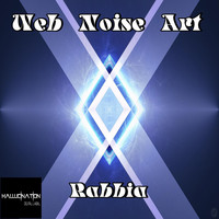 Web Noise Art - Rabbia