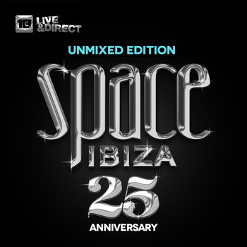 Various Artists - Space Ibiza 2014 (25th Anniversary)