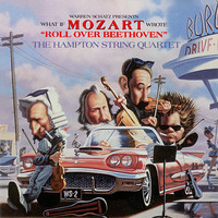 "The Hampton String Quartet - What If Mozart Wrote ""Roll over Beethoven"""