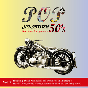 Various Artists - Pop History 50's - The Early Years, Vol. 5