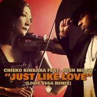 Chieko Kinbara Feat. Josh Milan - Just Like Love