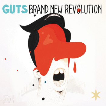 Guts - Brand New Revolution - EP