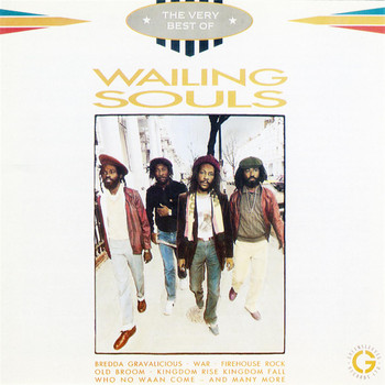 Wailing Souls - The Very Best Of Wailing Souls