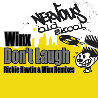 Winx - Don't Laugh - Richie Hawtin & Winx Remixes