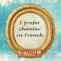 Sttellla - I Prefer chanter in French