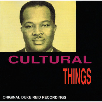 Various Artists / - Cultural Things