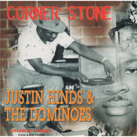Justin Hinds, The Dominoes / - Corner Stone