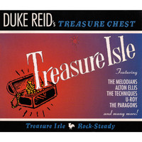 Various Aritsts - Duke Reid's Treasure Chest