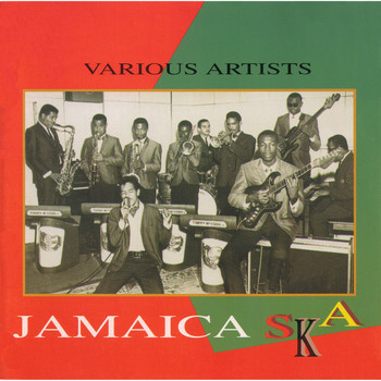 Various Artists / - Jamaica Ska