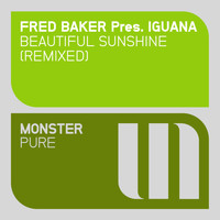 Fred Baker Pres. Iguana - Beautiful Sunshine (Remixed)