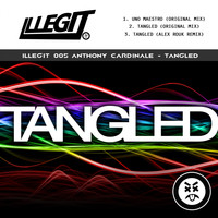 Anthony Cardinale - Tangled EP