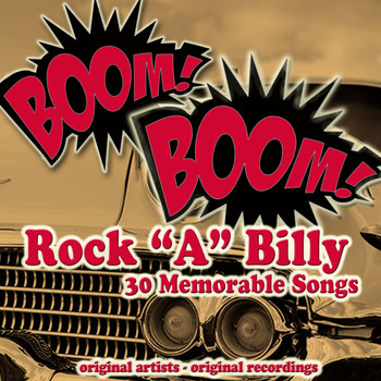"Various Artists - Boom Boom Rock ""A"" Billy (30 Memorable Songs)"
