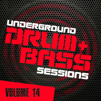 Various Artists - Underground Drum & Bass Sessions Vol. 14