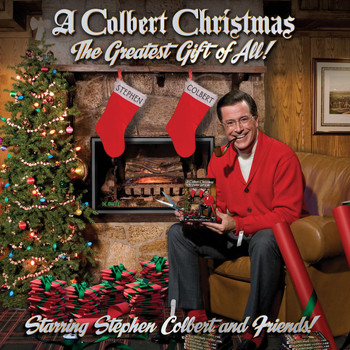 Stephen Colbert - A Colbert Christmas: The Greatest Gift of All