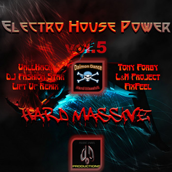 Various Artists - Hard Massive (Electro House Power Vol. 5)