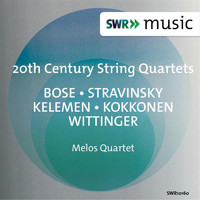 Melos Quartet - 20th Century String Quartets